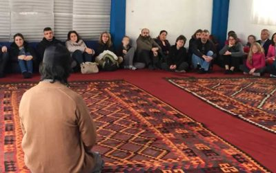 San Martino in Greco parish visits the Al-Wahid Mosque in Milan